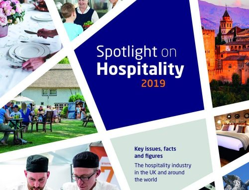 Institute's Spotlight on Hospitality 2019 industry report now available