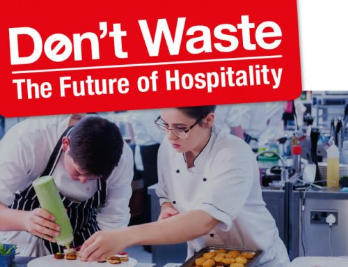 Institute supports HIT Training campaign: Don't Waste The Future of Hospitality