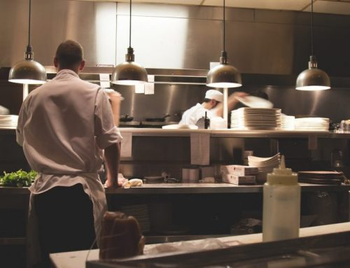 Achieving a clean and safe kitchen : restaurant 101