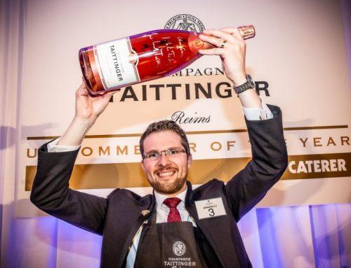 Romain Bourger named Taittinger UK Sommelier of the Year 2019