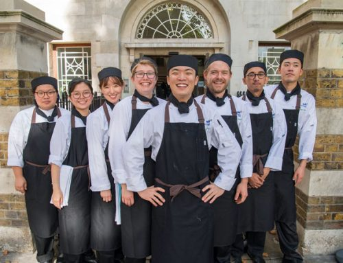 Innovative Degree for the 'Chef of the Future'