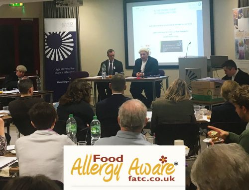 Mock Trial Sentencing Hearing – Food Allergy Safety