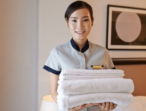 The importance of hygiene for guest satisfaction