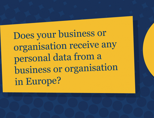 Brexit – Data guidance for members from the Information Commissioner's Office