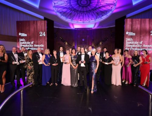25th Institute of Hospitality Northern Ireland Awards for Professionalism entries now open