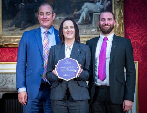 The Clink Charity receives Royal recognition for staff development and training