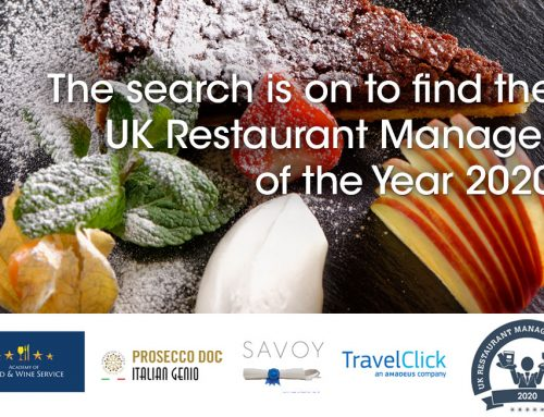 UK Restaurant Manager of the Year Competition Semi-Finalists announced