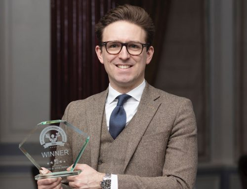 Spotlight on Daniel Greenock, Winner of Restaurant Manager of the Year 2020