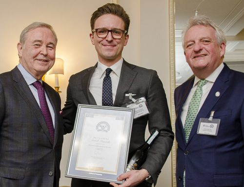 Daniel Greenock named 2020 UK Restaurant Manager of the Year
