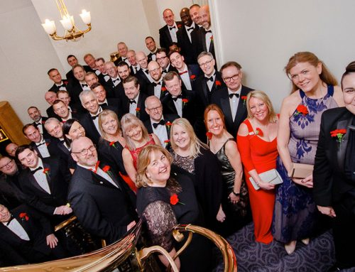 A record number of new Fellows are welcomed into Fellowship at The Savoy, London
