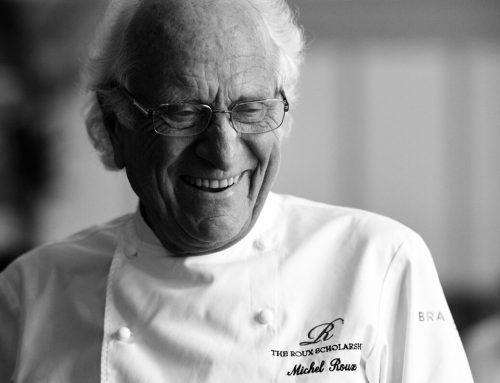 Michel Roux OBE FIH 1941-2020 : Obituary