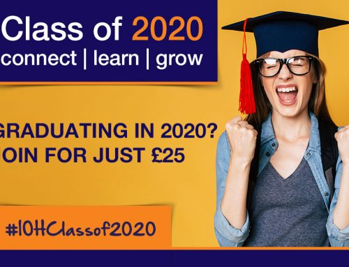 Class of 2020 – Join for just £25!