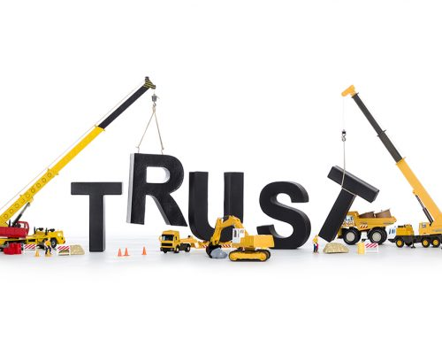 New Management Guide – Rebuilding Trust with our Customers and Colleagues