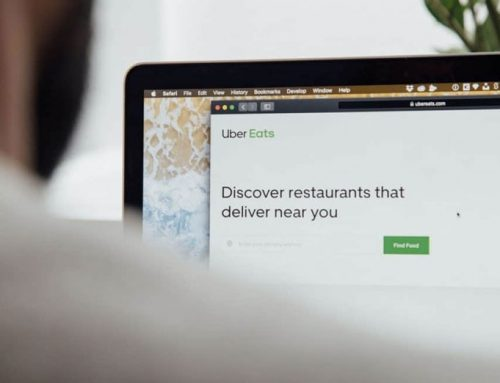 It's Lolly integrates with Uber Eats