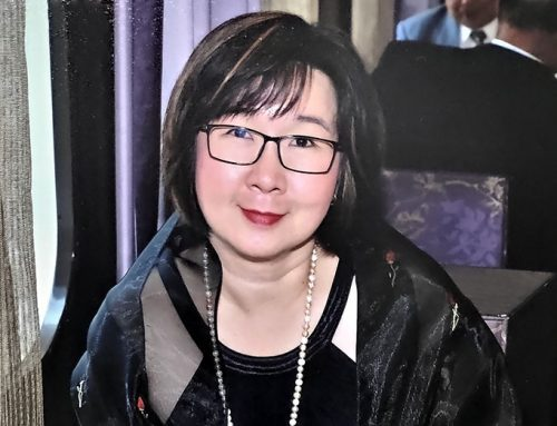 Member Spotlight – Yvonne Lim MIH