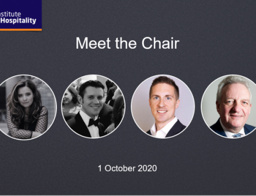 Meet the new Chair and Vice-Chairs of the Institute webinar – Your questions answered