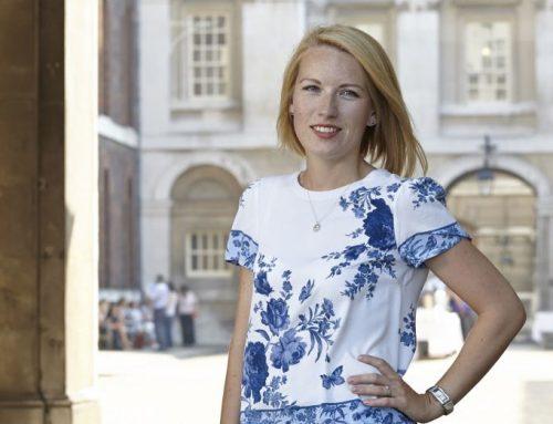 Spotlight on Dr Maria Gebbels MIH