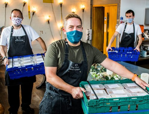 Open Kitchens – On a mission to feed those in need…