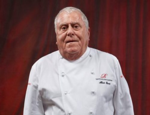 In memoriam : Albert Roux OBE 1935-2021