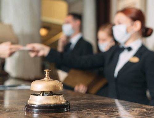 How can universities and the wider industry work together to maintain the hospitality stars of the future?