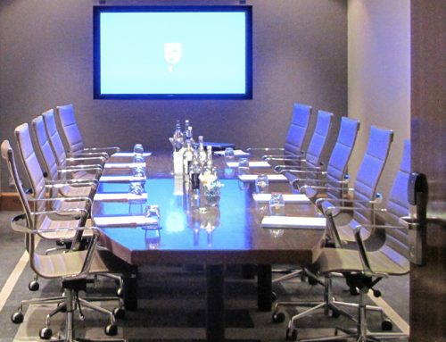 Meetings rooms and events – AV in restricted times
