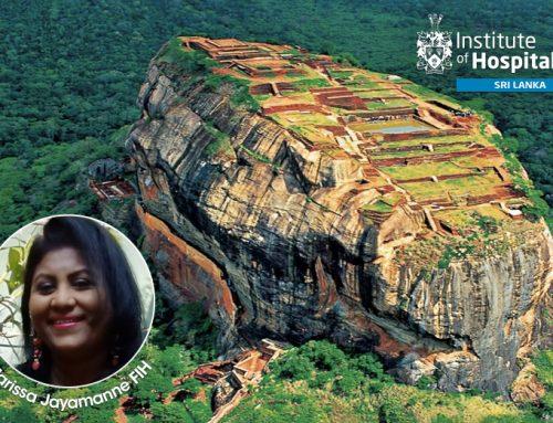 Women in leadership : IoH Sri Lanka Branch Chair Marissa Jayamanne FIH