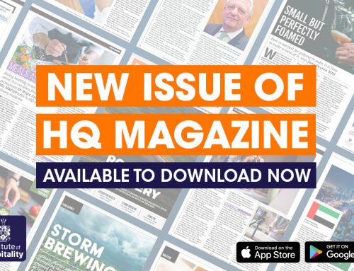 The new issue of HQ Magazine is now available to read online or via your IoH Connect app