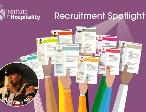 Three recruitment specialists – One set of questions! Part three