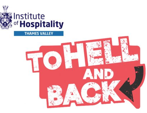 IoH Thames Valley Branch   To Hell and Back!