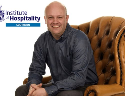 Local hospitality leader elected new chair of IoH Southern Branch